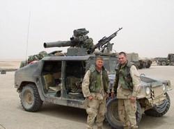Honoring Service in Iraq