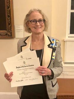 Registrar's awards!