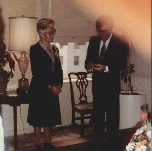 Madam Regent, 1982-1984