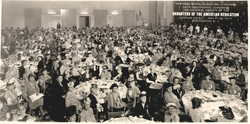 NY Lunch, 1947 Continental Congress