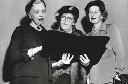 Madam Regent, 1949-1955