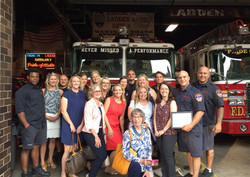 FDNY Award for Service on  9/11