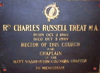Rev. Charles R. Treat, 1901