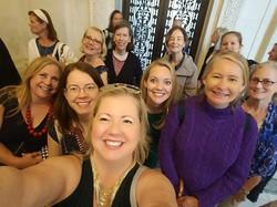 MWCC selfie at NMAI!