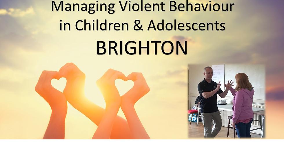 Managing Violent Behaviour in Children & Adolescents BRIGHTON