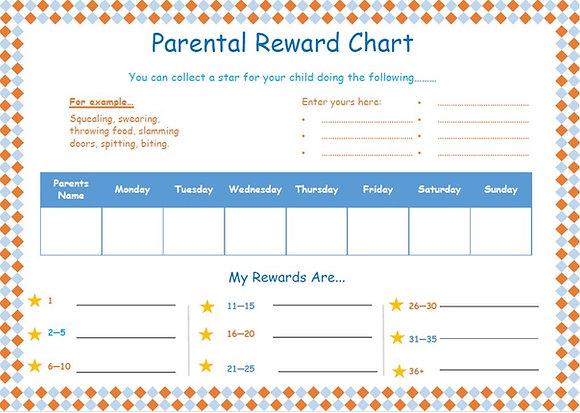 Parental Reward Chart