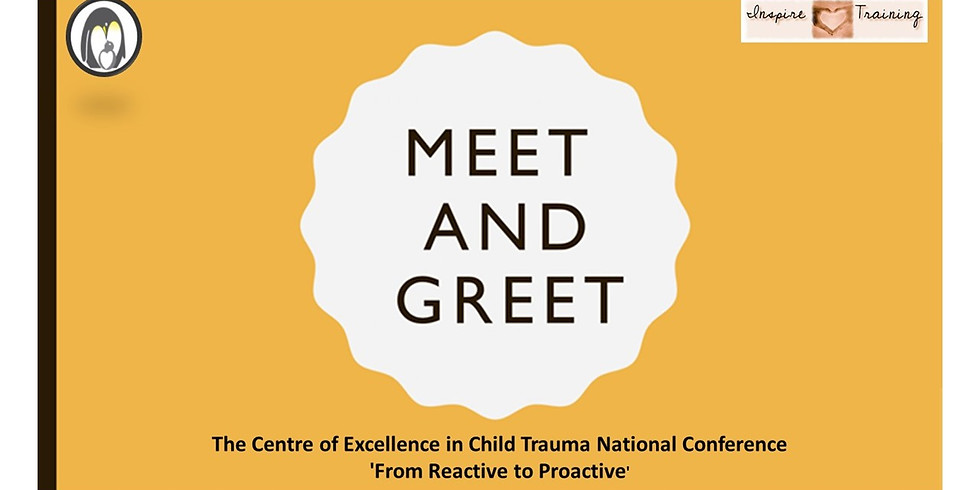 Meet & Greet The Trainers - From Reactive to Proactive Virtual Conference