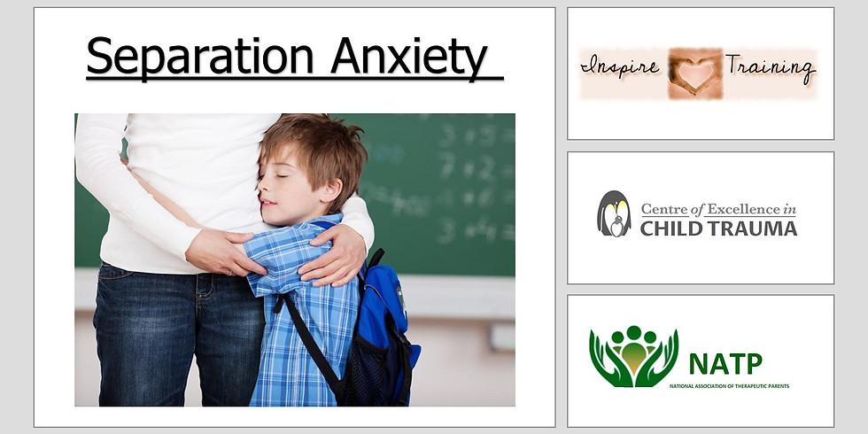 Separation Anxiety Webinar