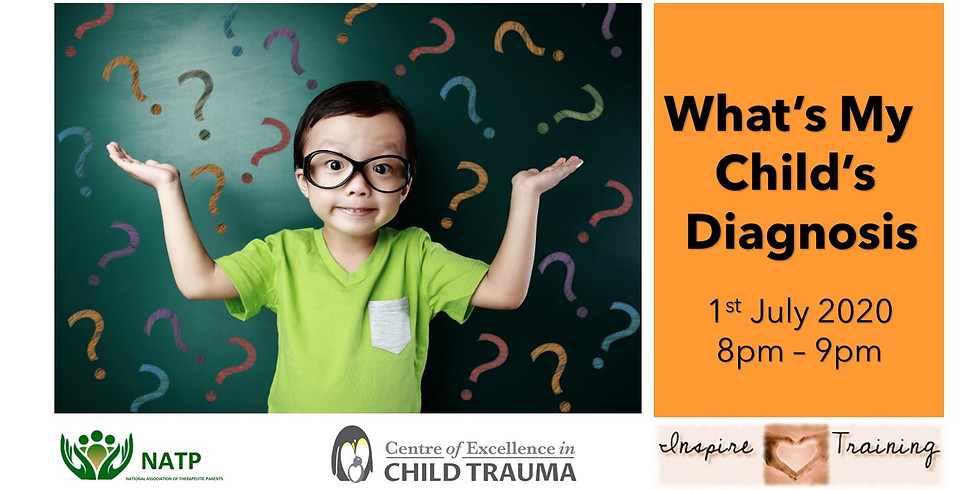 What's My Child's Diagnosis?