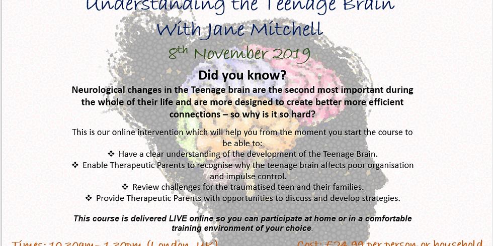 Understanding the Teenage Brain with Jane Mitchell