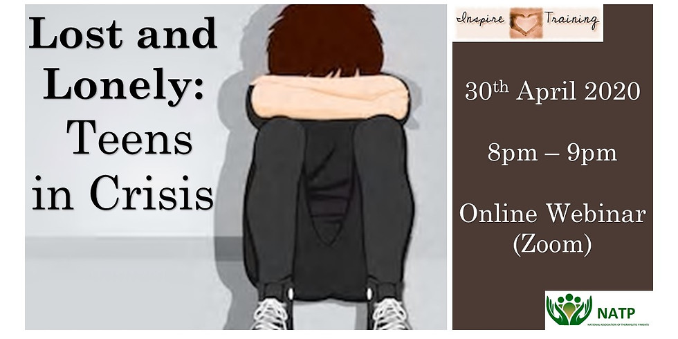 Lost and lonely: Teens in a crisis