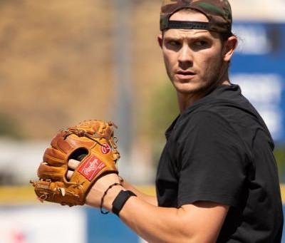 Aiden McIntyre, Oakland Athletics RHP