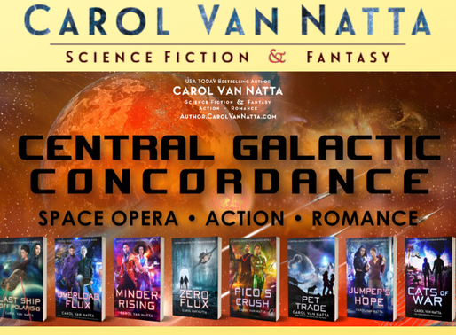 A Peek Inside the World of Space Opera with Carol Van Natta