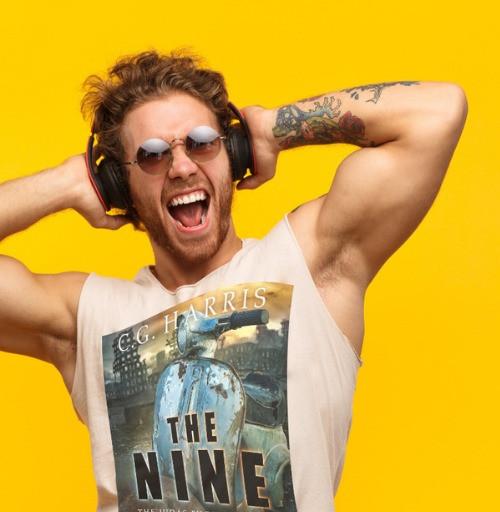 Listening to The Nine Audiobook