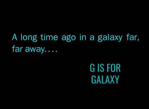 Galaxy Far, Far Away