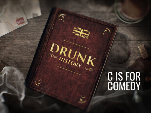 Gotta Love Drunk History!