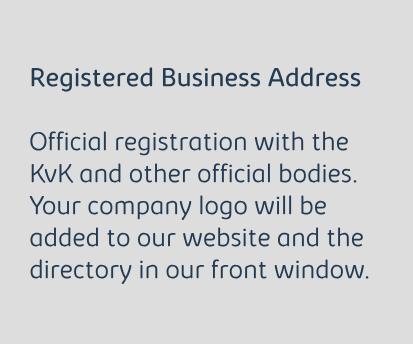 Registered Business Address