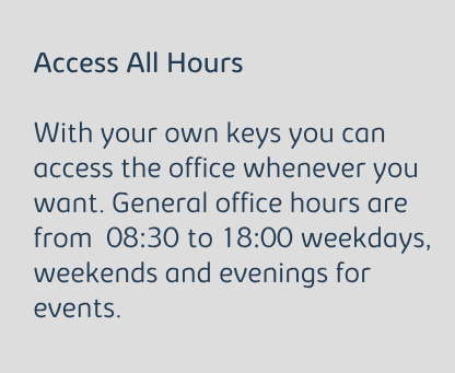 Access All Hours