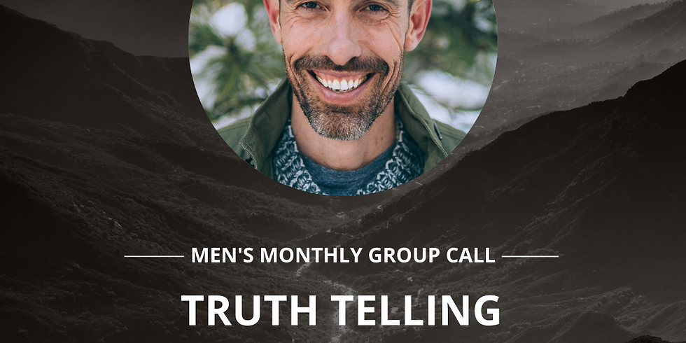 Men's Group Call w/ Mikaal Bates