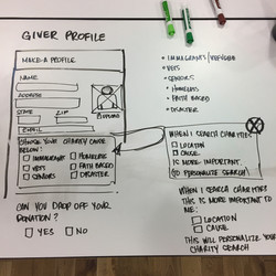 Giver Profile