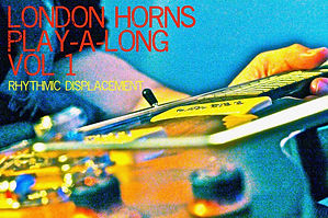 London Horns play a long vol 1 Front Cov