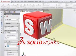 SolidWorks Chapas Metálicas