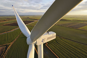 Tecnologia de Grandes Turbinas Eólicas