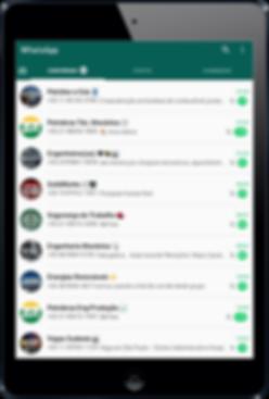 Grupos de Engenharia no WhatsApp