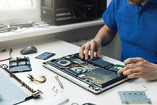 Eletrônica Aplicada a Reparo de Notebook