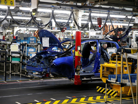 Produção de veículos subiu 20,5% em fevereiro, diz Anfavea