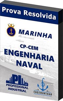 Prova Resolvida Marinha CEM Engenharia N