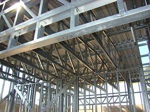 Orçamento de Estruturas em Light Steel F