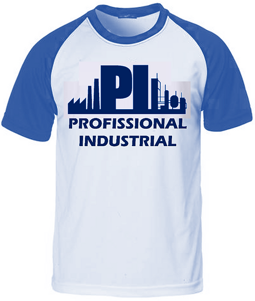 Camisa T-Shirt Azul Masculina