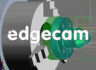 Edgecam Fresamento 3 Eixos
