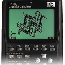 Calculadora Gráfica HP-50g