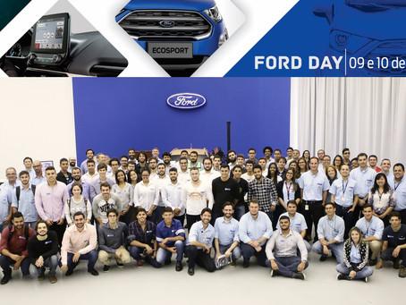 Conhecendo a Ford Brasil