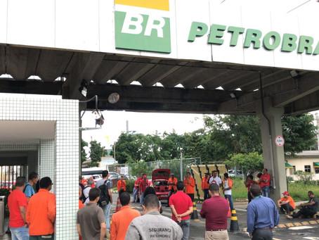 Petrobrás inicia hibernação de unidade no nordeste