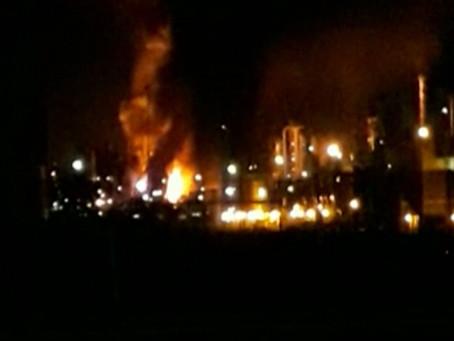 Explosão atinge refinaria da Petrobras em Paulínia e produção é paralisada