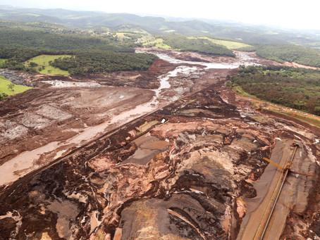 Vídeo: entenda como foi o rompimento da barragem em Brumadinho