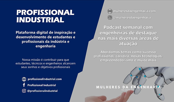 Parceria Profissional Industrial Mulhere