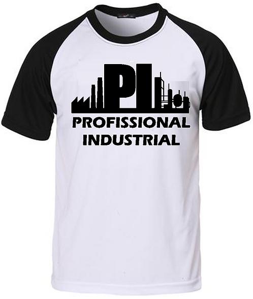Camisa T-Shirt Preta Masculina