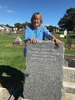 William Henry James grave