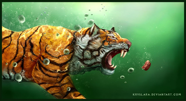 Big Fish or Tiger?