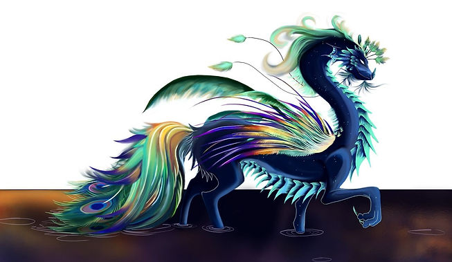 peacock_dragon_by_kryslara_dd35yq0-fullv