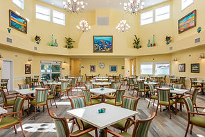 Trinity Place Assisted Living Dining Hal