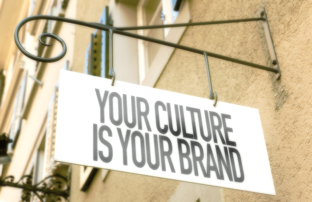 Your culture is your brand. Build your Brand Platform.