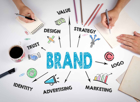 Build a brand, not just a logo