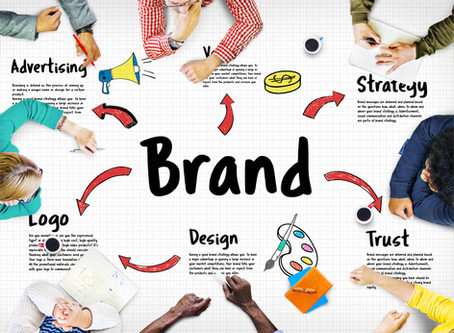 Building a strong brand identity