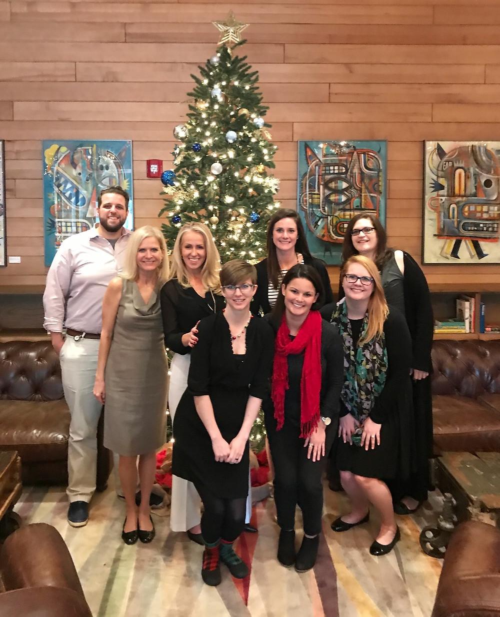 Laser Spine Institute Creative Services Team