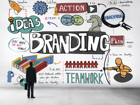 What's the difference between great logo design and branding?